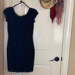 laundry black dress